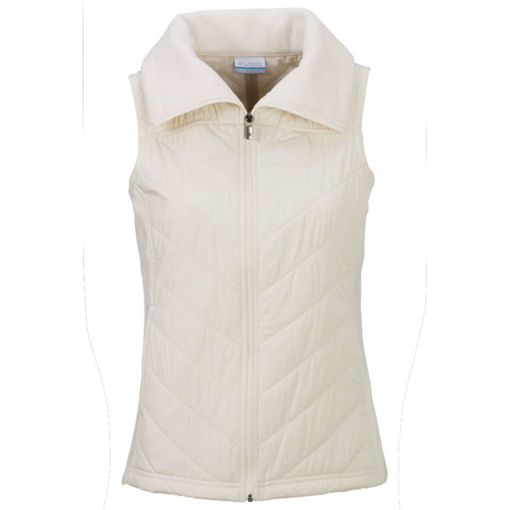 COLUMBIA Women's Mix It Around Vest - 191-CHALK