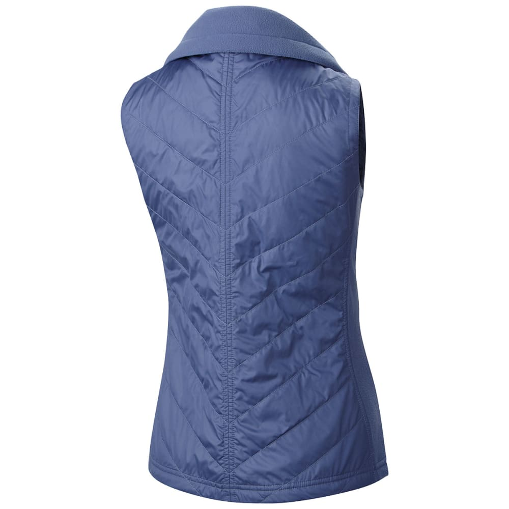 COLUMBIA Women's Mix It Around Vest - 508 BLUEBELL