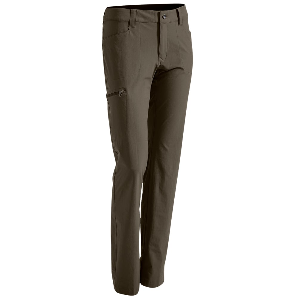 EMS Women's Compass Slim Pants - Black - Size 16 F16W0453