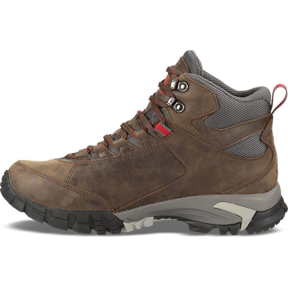 VASQUE Men's Talus Trek UltraDry Hiking Boots - SLATE BRN/CHILI PEP