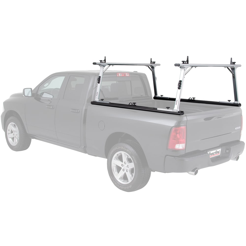 TRACRAC SR Sliding Truck Rack – Super Duty - NO COLOR