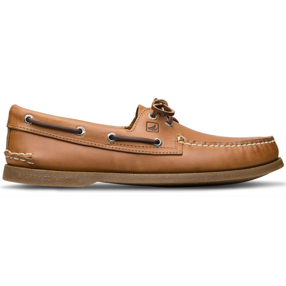 faaa976985 SPERRY Men's Authentic Original 2-Eye Boat Shoes, Wide