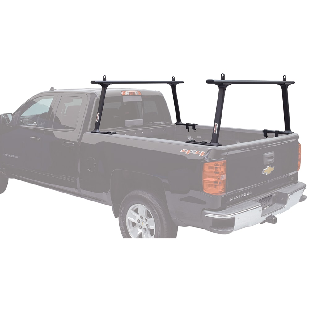 TRACRAC TracOne Truck Rack, Black - NO COLOR