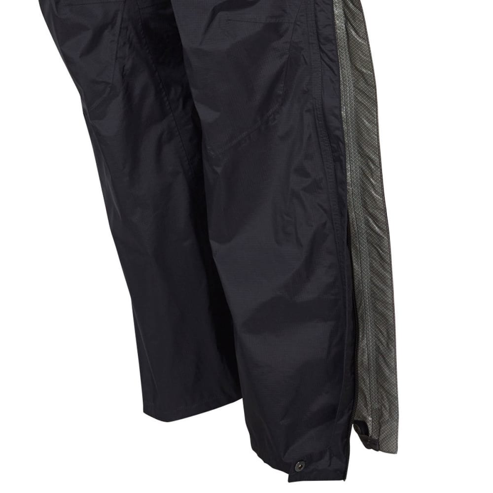 EMS® Women's Thunderhead Full-Zip Rain Pants - BLACK