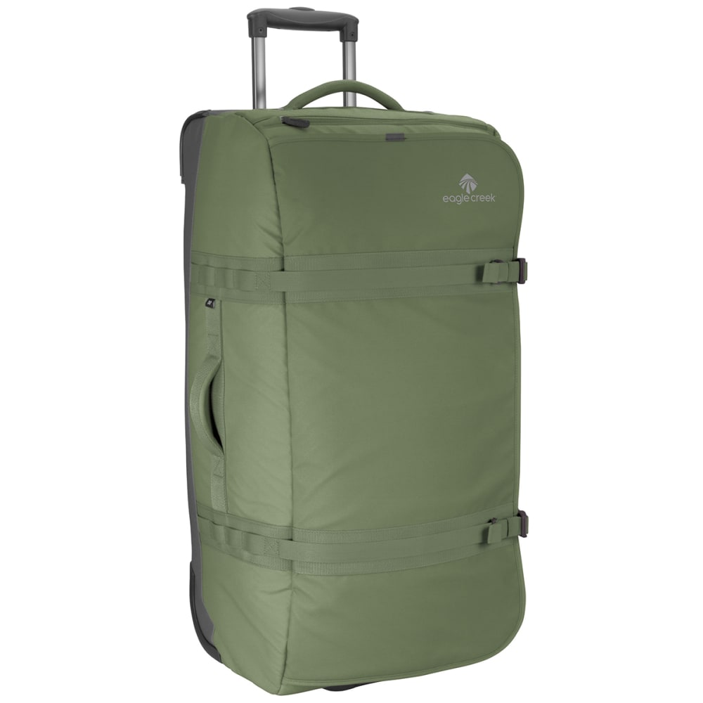 EAGLE CREEK No Matter What Flatbed Duffel, 32 - OLIVE