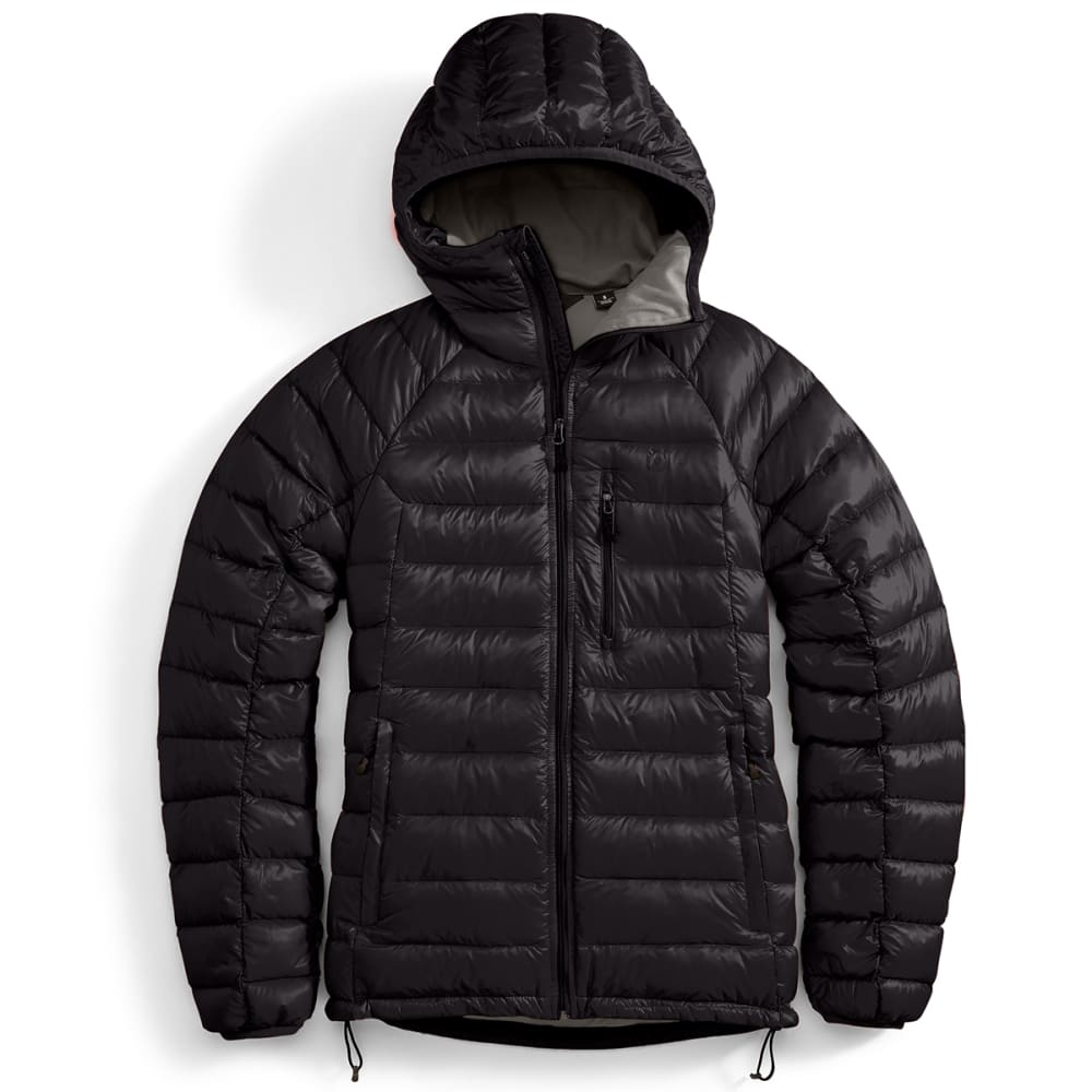 EMS® Men's Feather Pack Hooded Jacket - BLACK