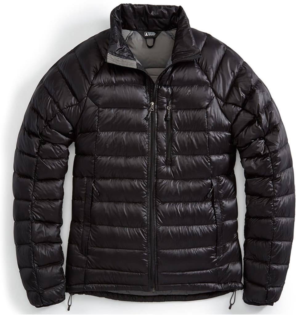 EMS® Men's Feather Pack Jacket - BLACK