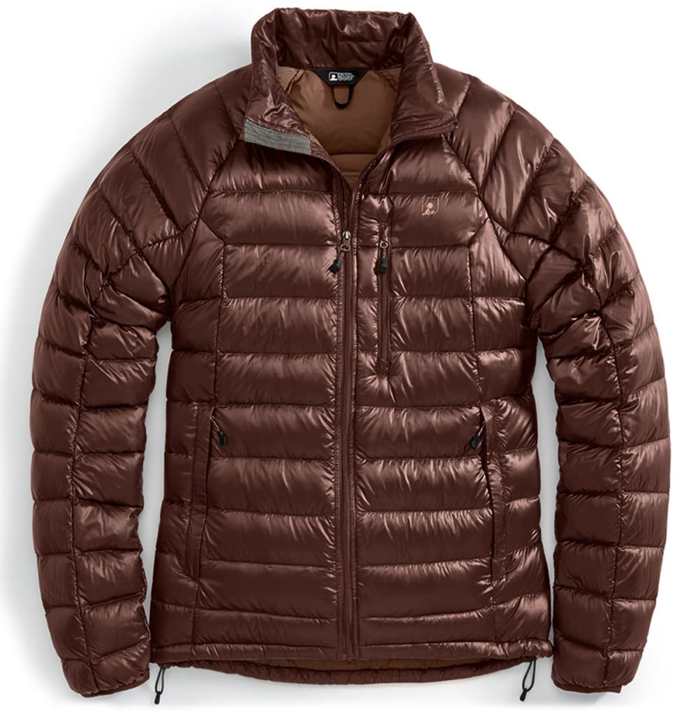 EMS® Men's Feather Pack Jacket - SEAL BROWN