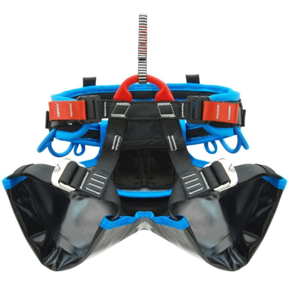 KONG Target Canyon Harness - BLUE/RED