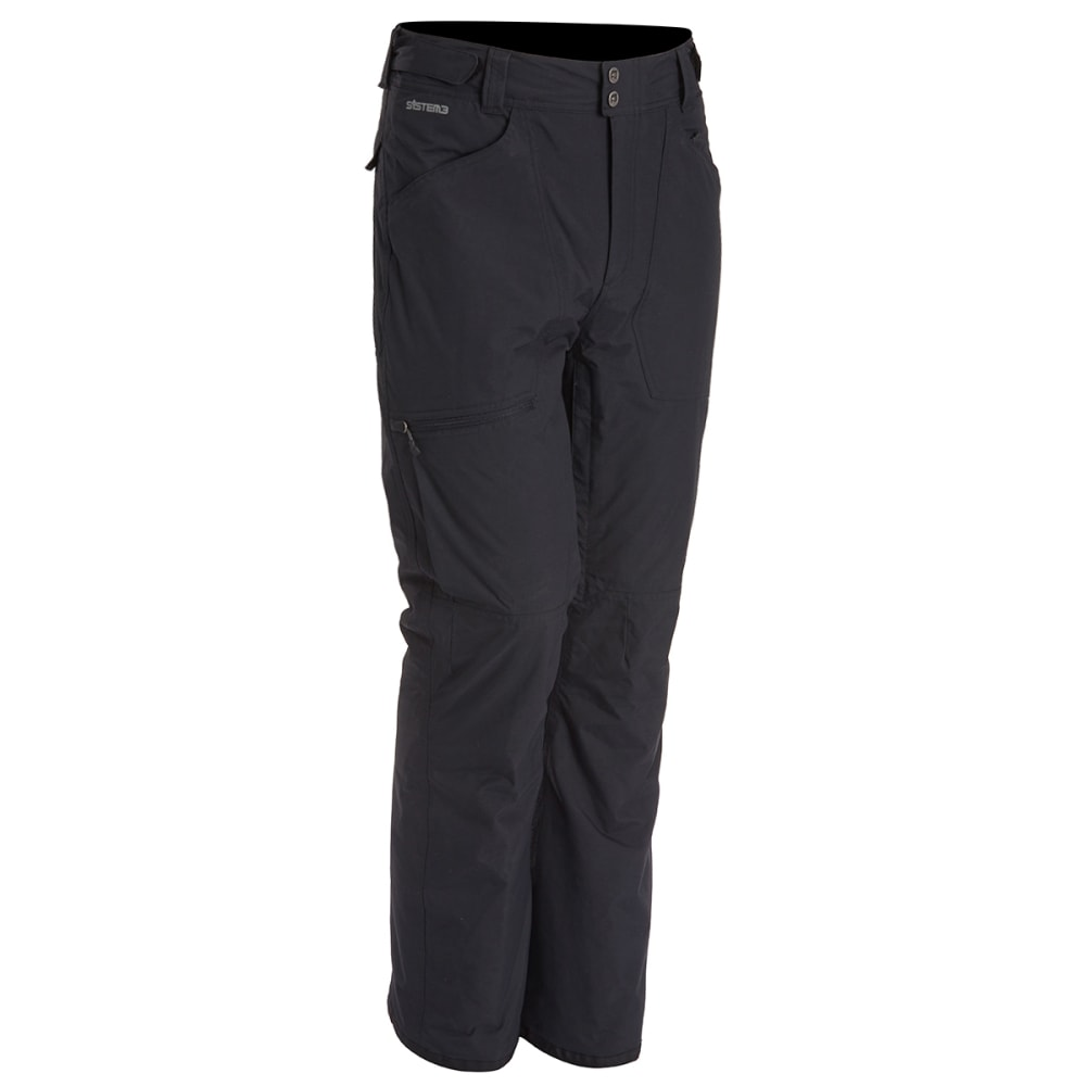 EMS® Men's Freescape Non-Insulated II Shell Pants - BLACK