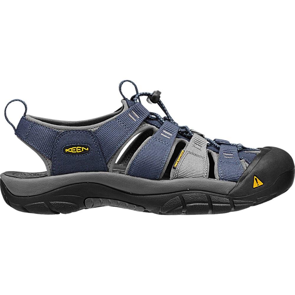 KEEN Men's Newport H2 Sandals - MIDNIGHT NAVY/N GRAY
