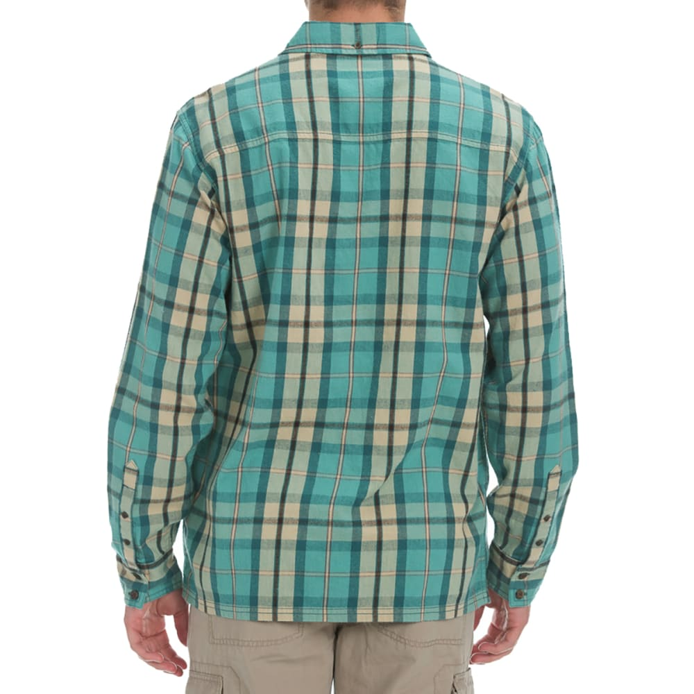 EMS® Men's Timber Flannel Shirt - BALSAM
