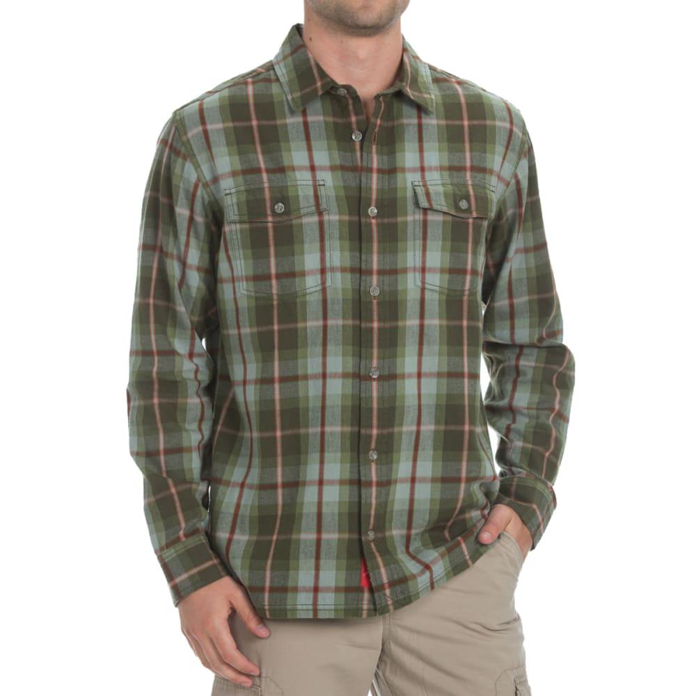 EMS® Men's Timber Flannel Shirt - FOUR LEAF