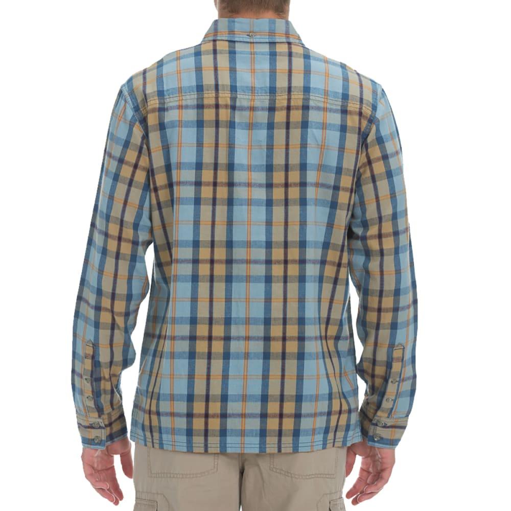 EMS® Men's Timber Flannel Shirt - FADED DENIM