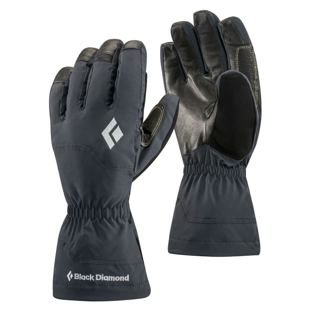 BLACK DIAMOND Glissade Gloves - BLACK