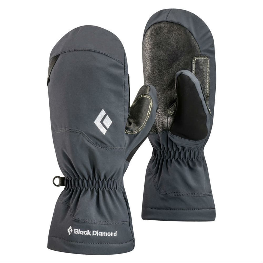 BLACK DIAMOND Glissade Mitts - BLACK