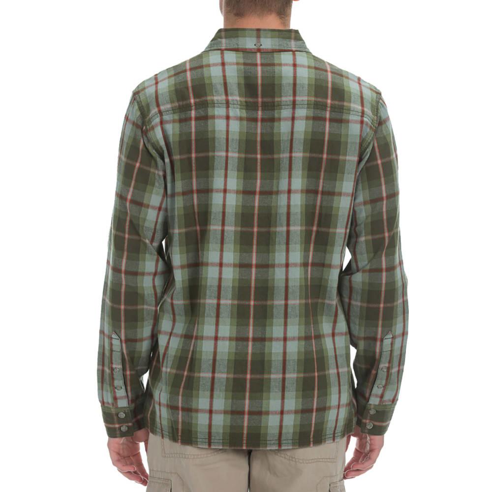EMS® Men's Timber Lined Flannel Shirt - FOUR LEAF