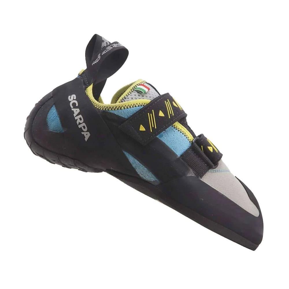SCARPA Women's Vapor V Climbing Shoes - TURQUOISE