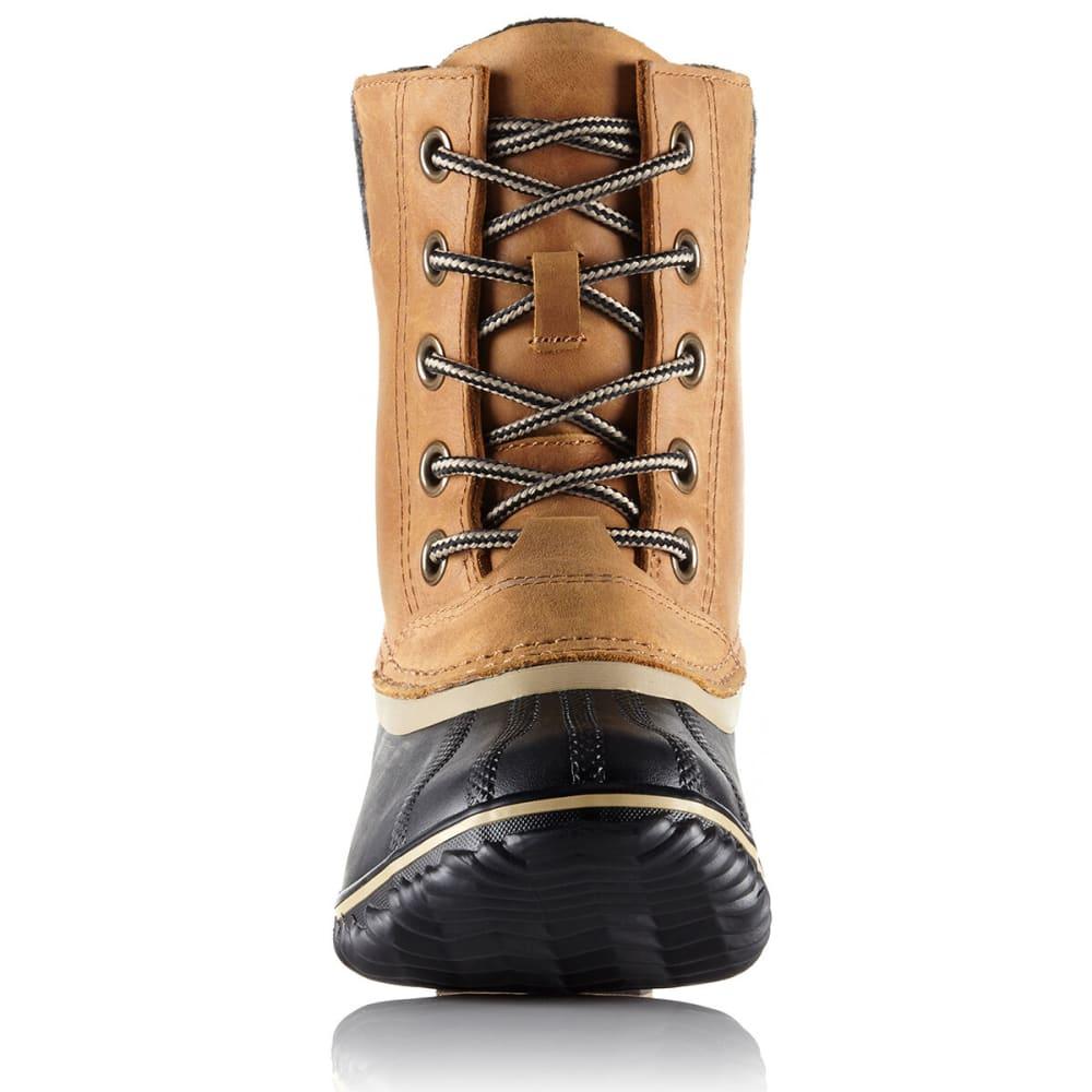 SOREL Women's Slimpack II Lace Boots, Elk - ELK