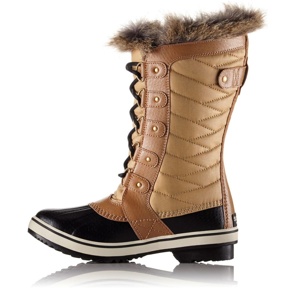 SOREL Women's Tofino II Boots, Curry - CURRY