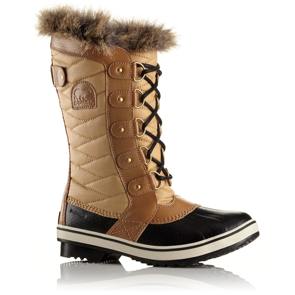 SOREL Women's Tofino II Boots, Curry 6
