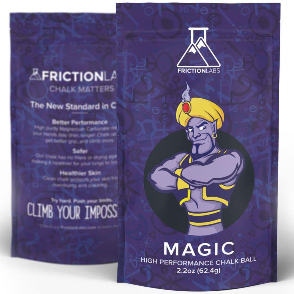 FRICTION LABS Magic Reusable Chalk Ball - NO COLOR