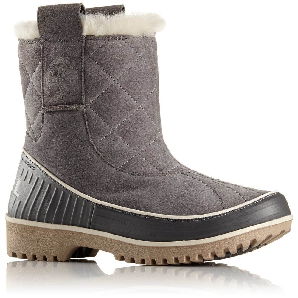 SOREL Women's Tivoli II Pull-On Boots, Quarry - QUARRY