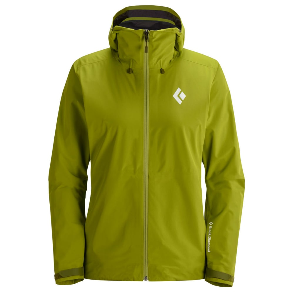 BLACK DIAMOND Women's Liquid Point Shell - GRASS