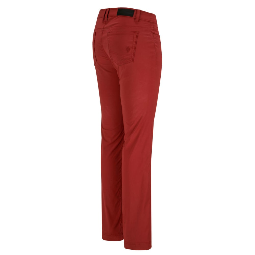 BLACK DIAMOND Women's Creek Pants - MAROON