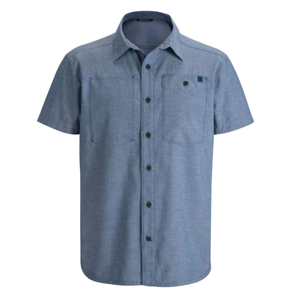 BLACK DIAMOND Men's Chambray Modernist Shirt - IMPERIAL