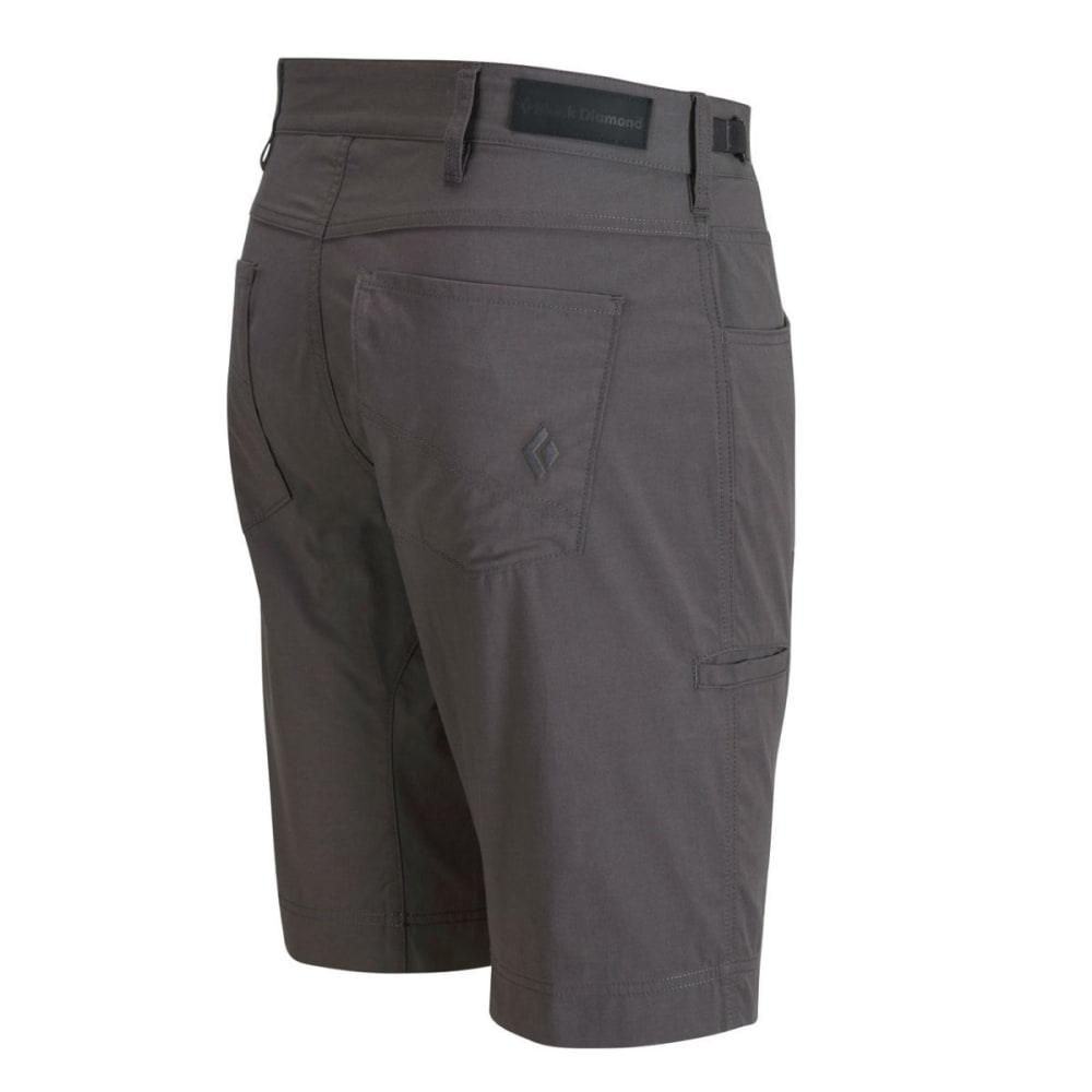 BLACK DIAMOND Men's Lift Off Shorts - GRANITE