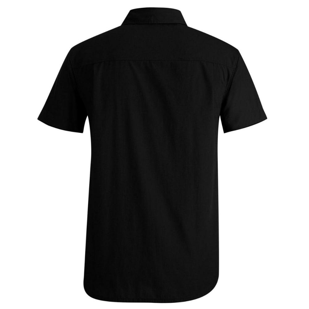 BLACK DIAMOND Men's Short-Sleeve Technician Shirt - BLACK