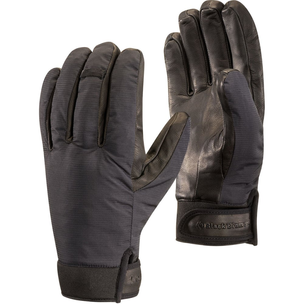 BLACK DIAMOND Heavyweight Waterproof Gloves - BLACK