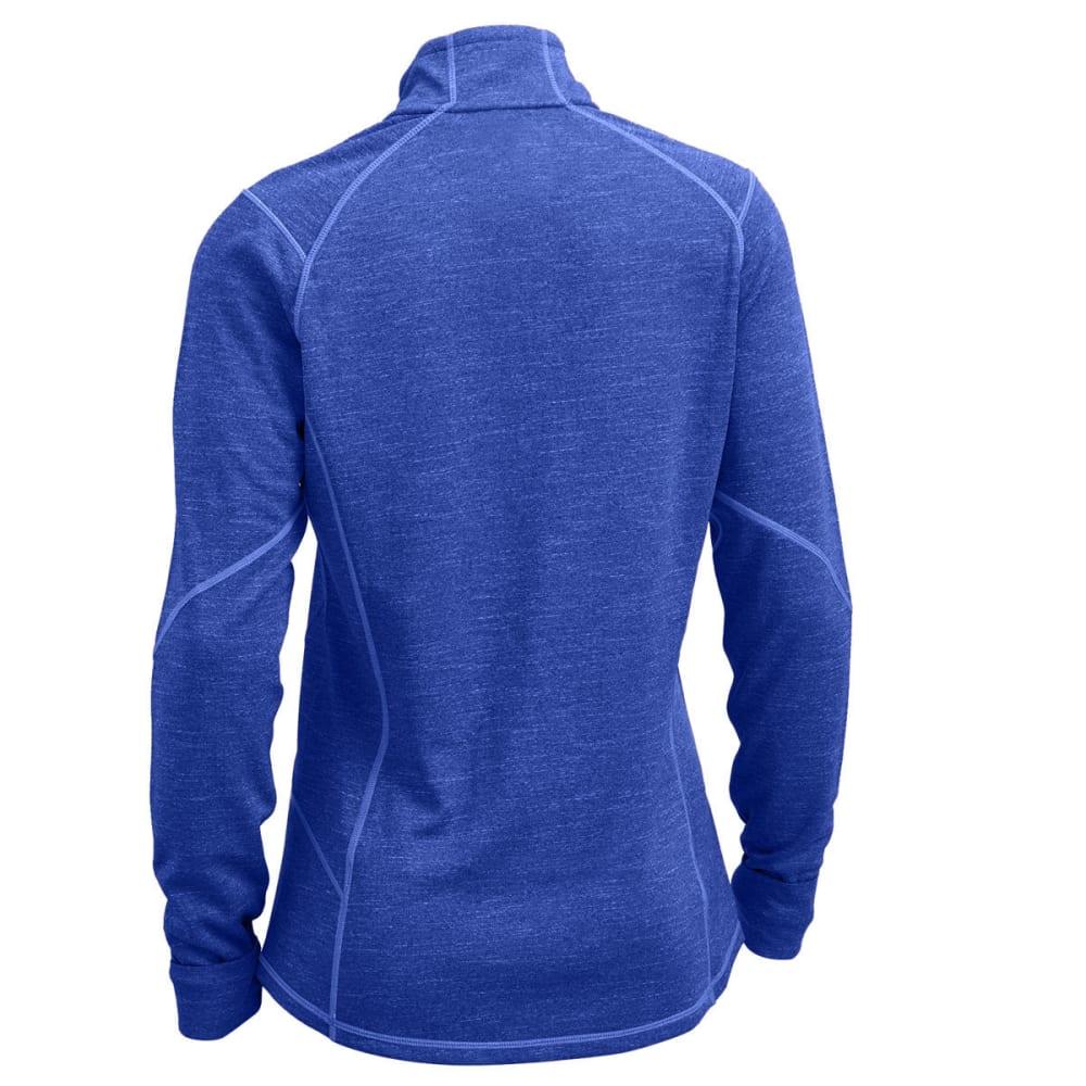 EMS® Women's Techwick® Dual Thermo  ½ Zip - DAZZLING BLUE