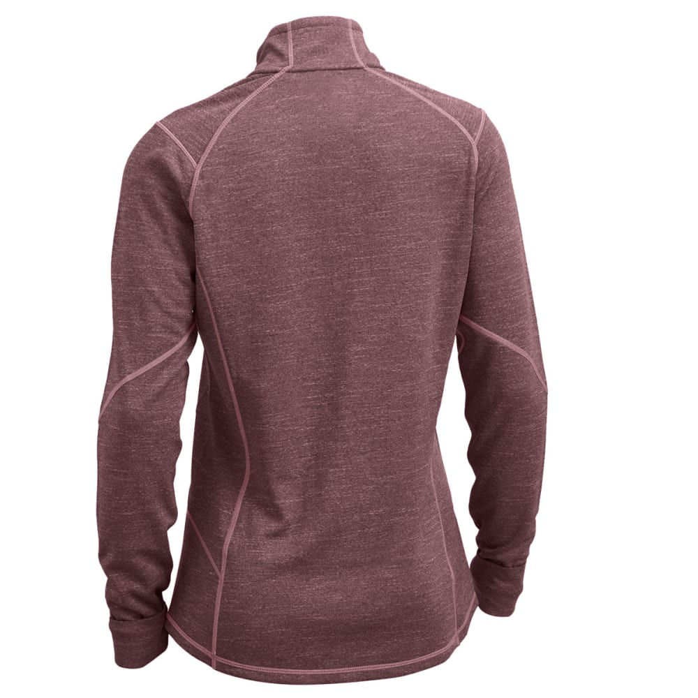 EMS® Women's Techwick® Dual Thermo  ½ Zip - WINE TASTING