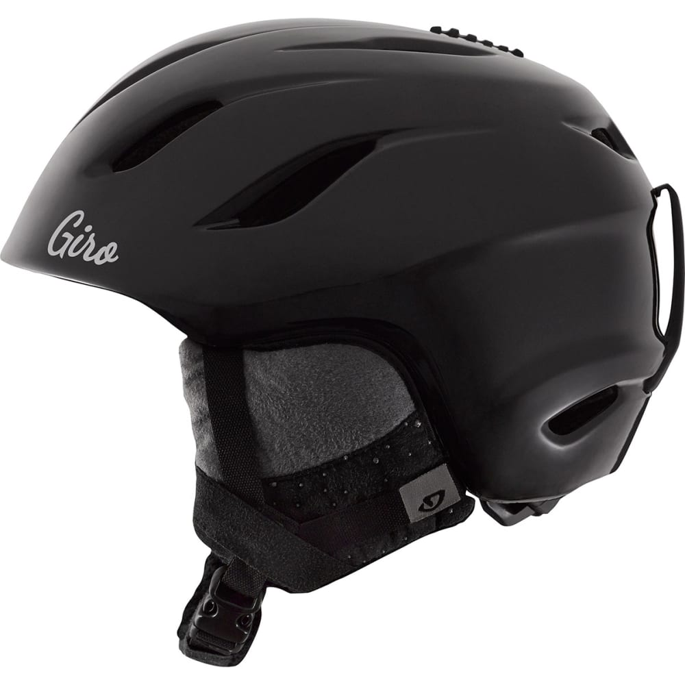 GIRO Women's Era Snow Helmet - BLACK