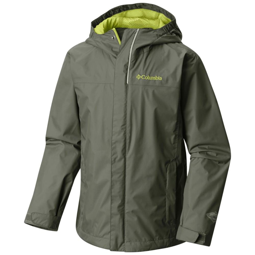 COLUMBIA Boy's Watertight™ Jacket - CYPRESS VOLT -317