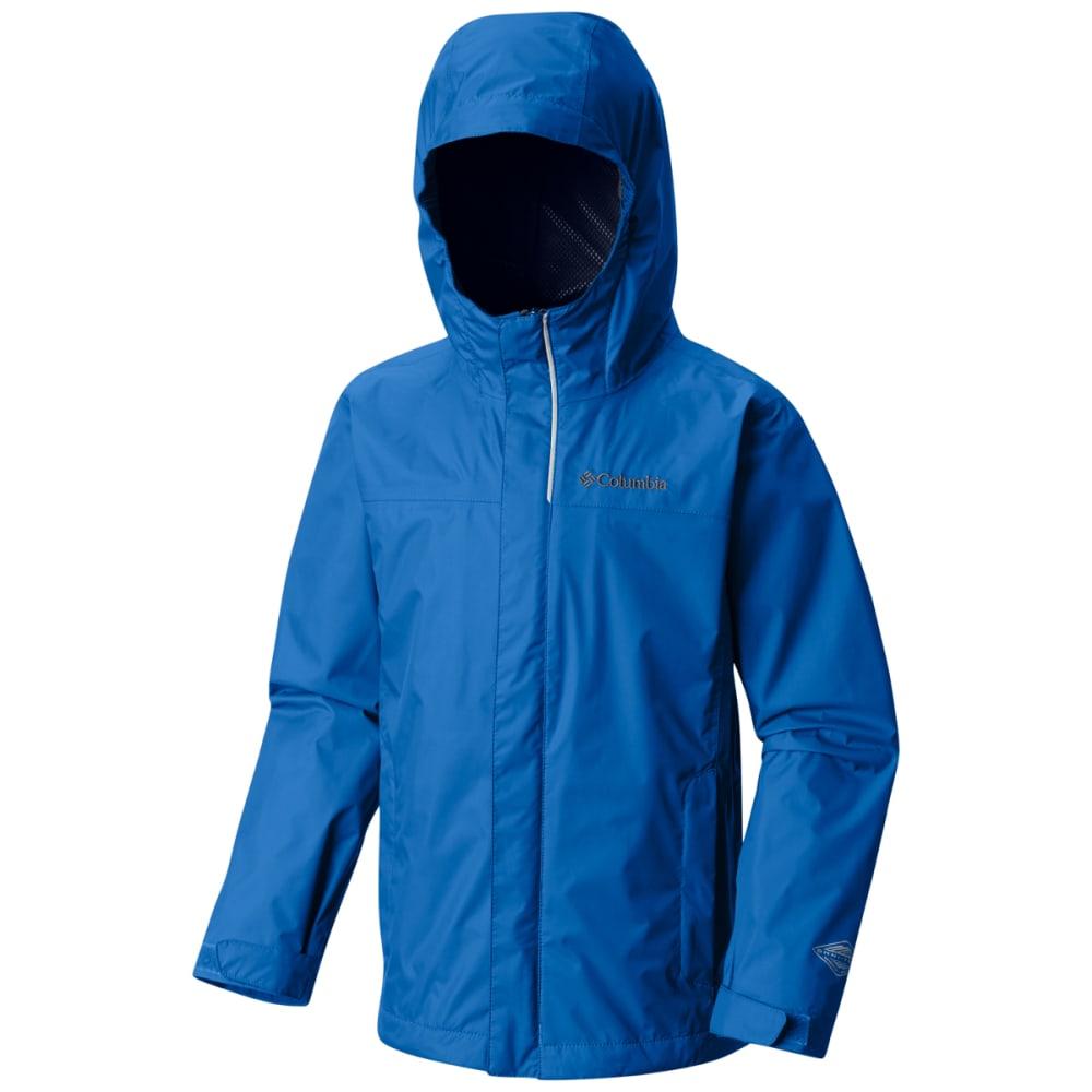 COLUMBIA Boys' Watertight Jacket - 439-SUPER BLUE