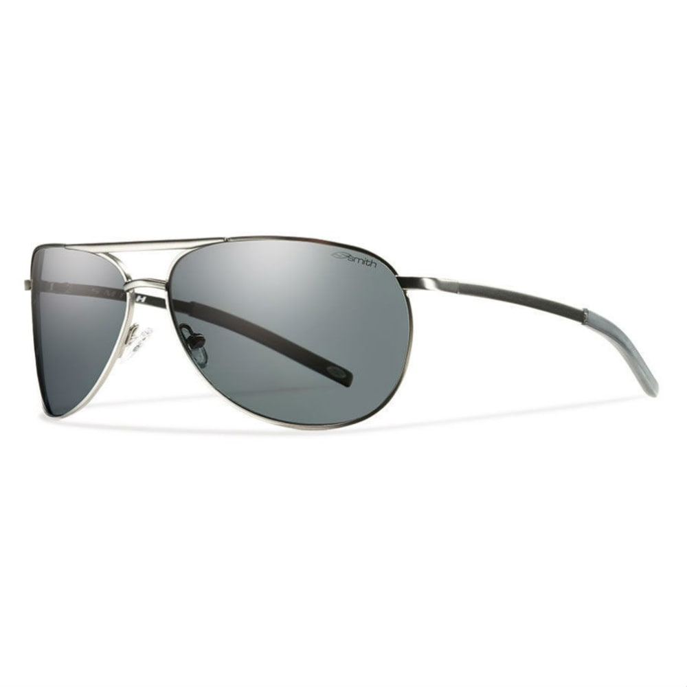 SMITH Serpico Slim Polarized Sunglasses, Gunmetal - GREY gunmetal