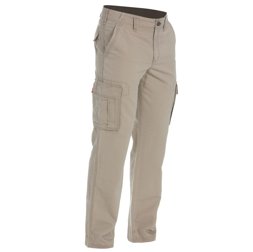 EMS Men's Dockworker Cargo Pants - KHAKI