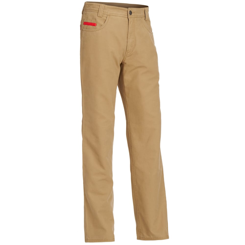 EMS® Men's Ranger Flannel-Lined Pants - KELP