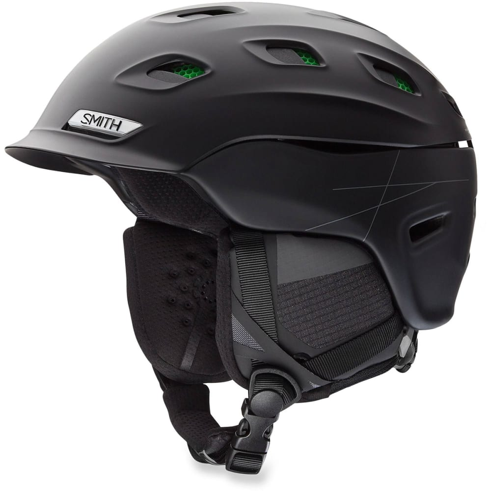 SMITH Vantage Snow Helmet, Medium - BLACK