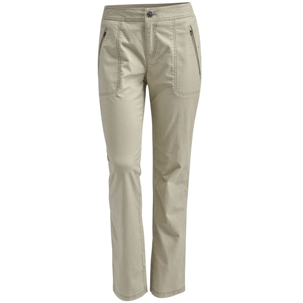 EMS® Women's Berkshires Cotton Pants - FOSSIL