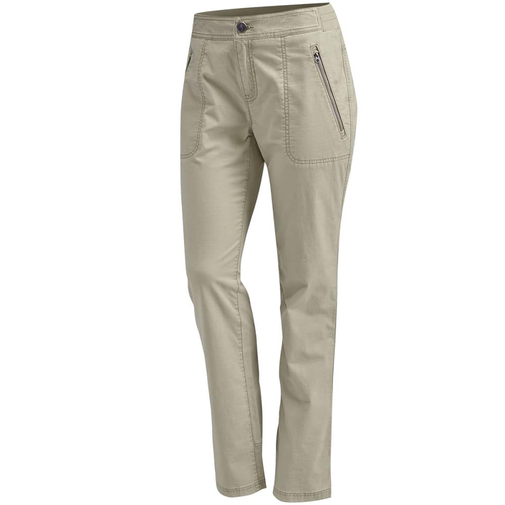 EMS® Women's Berkshires Cotton Pants - FOSSIL