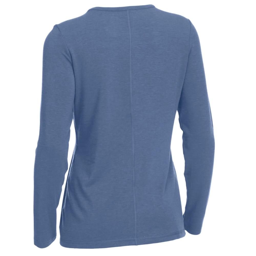 EMS® Women's Techwick® Journey Knit Tunic - ENSIGN BLUE