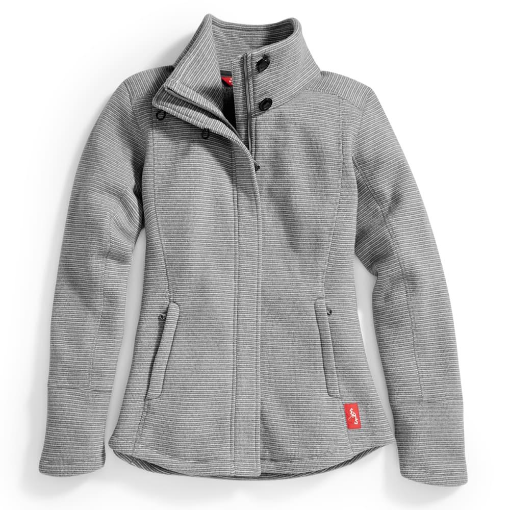EMS® Women's Emma Full-Zip Sweater - BLACK