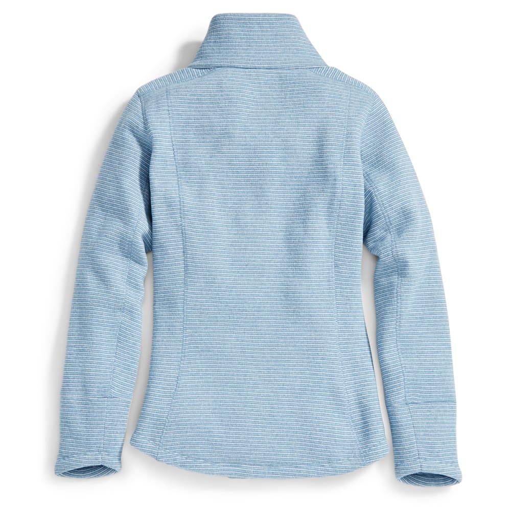EMS® Women's Emma Full-Zip Sweater - FADED DENIM