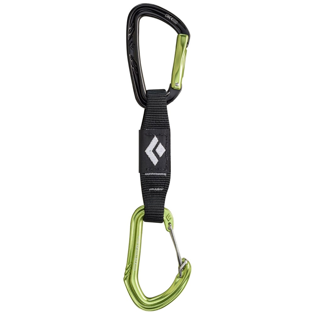 BLACK DIAMOND LiveWire Quickdraw Carabiners - NO COLOR