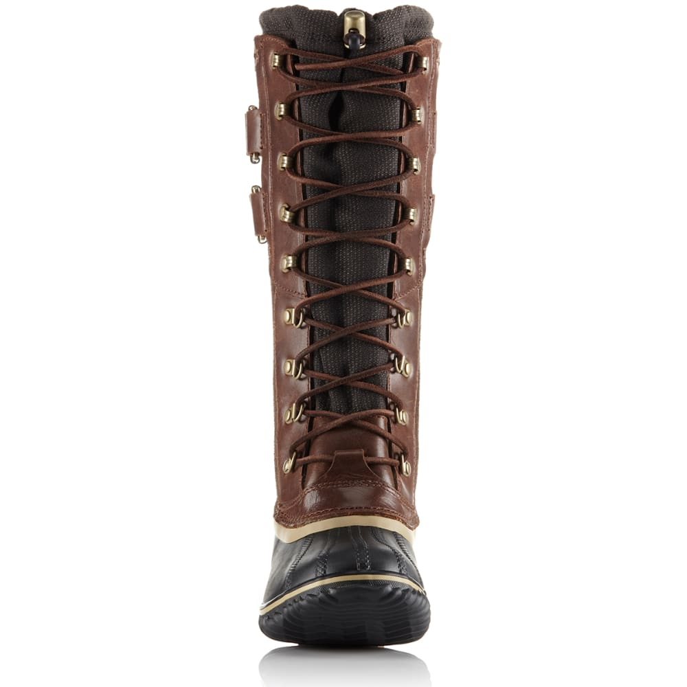 SOREL Women's Conquest Carly II Boots, Umber - UMBER
