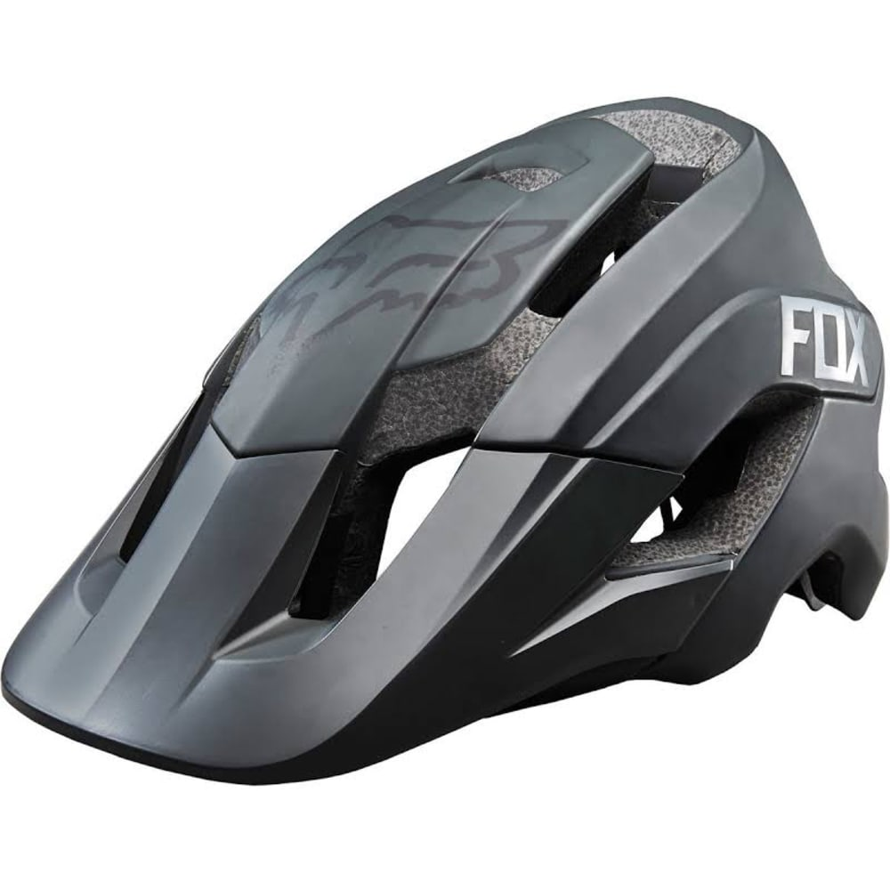 FOX Metah Cycling Helmet - MATTE BLACK